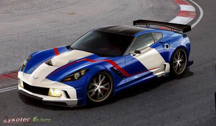 Corvette C7 Grand Sport by Zykotec