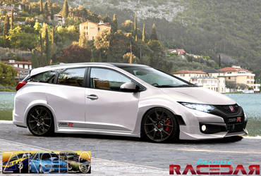 2015 Honda Civic Tour_R by Zykotec