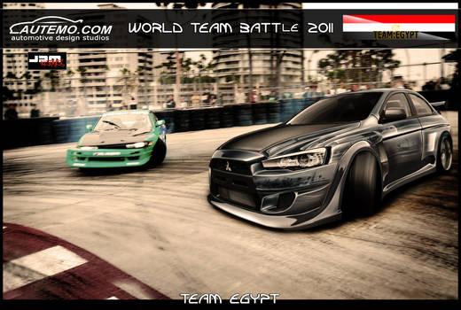 WTB 2011 Team Egypt