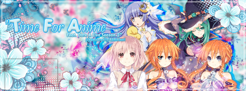 Date A Live Season 2 COVER by YumiSerenity on DeviantArt