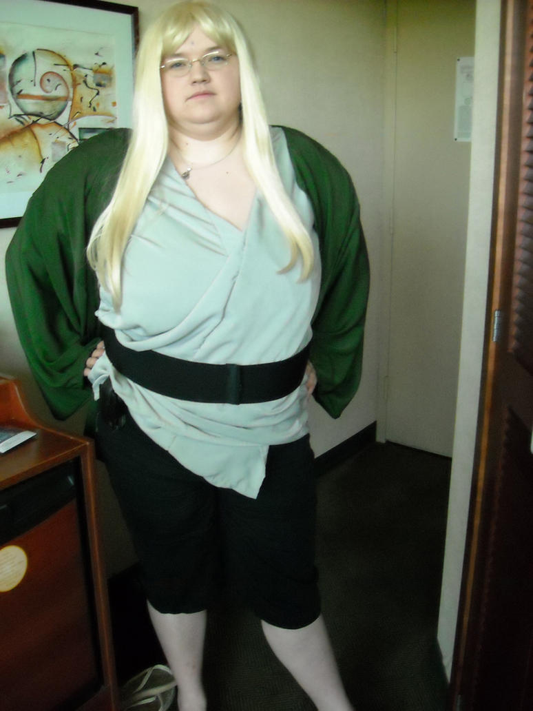 tsunade cosplay hot nua
