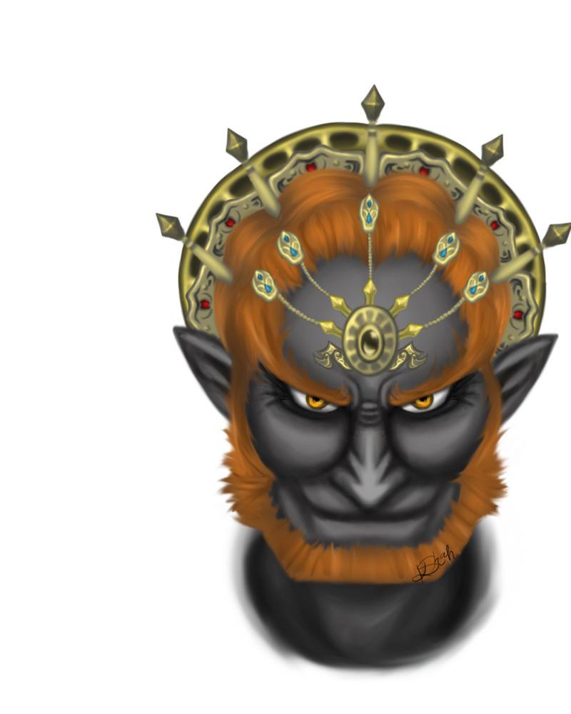 Ganondorf by kshah