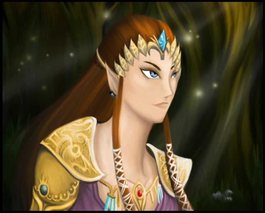 Zelda by kshah