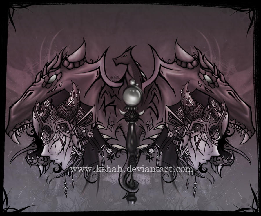 The Dragon Tamer by kshah