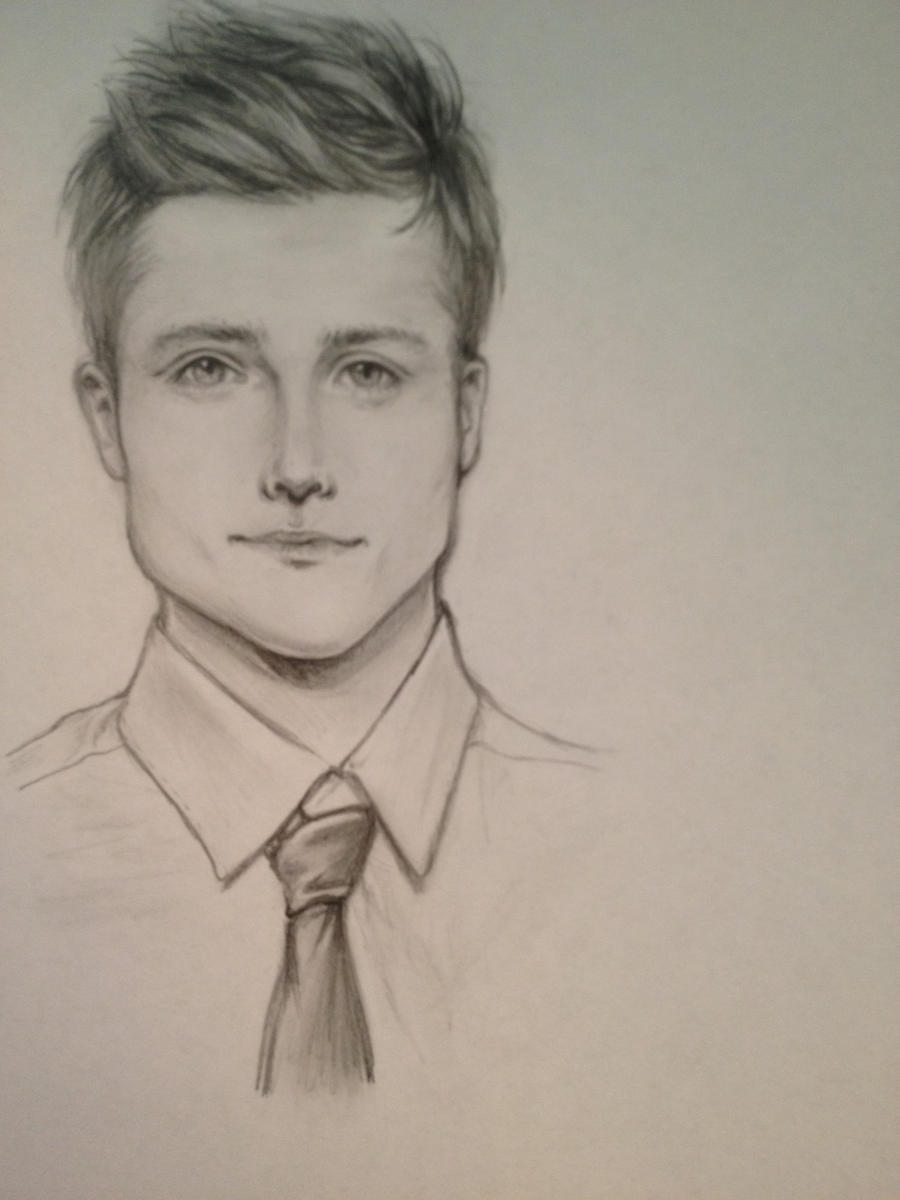 Josh Hutcherson by kshah