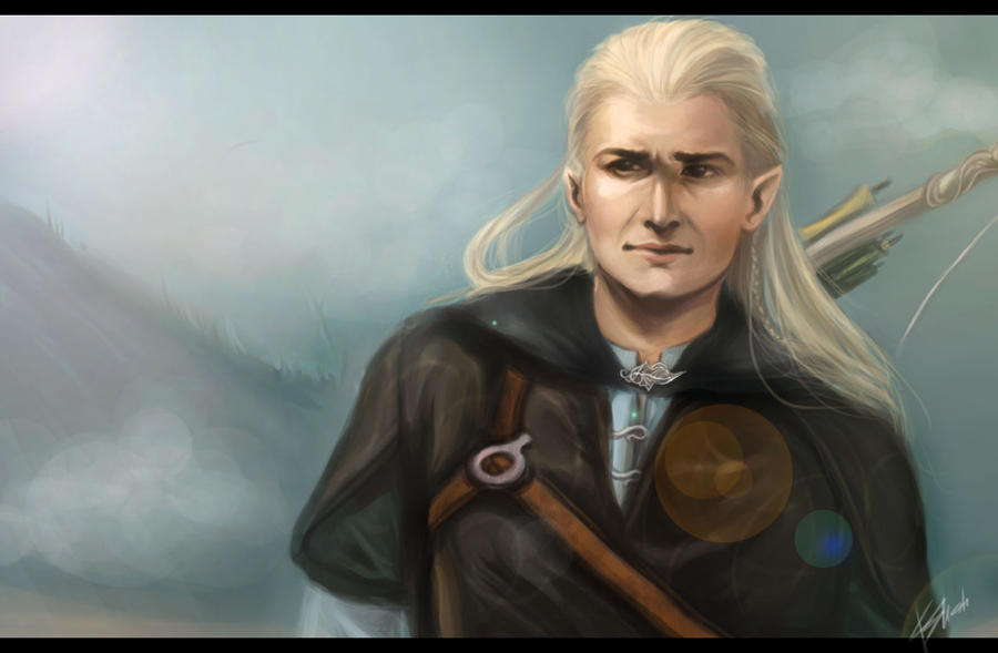 Legolas by kshah