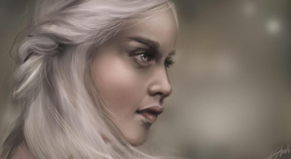 Game of Thrones by kshah