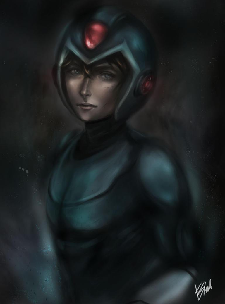 Megaman by kshah