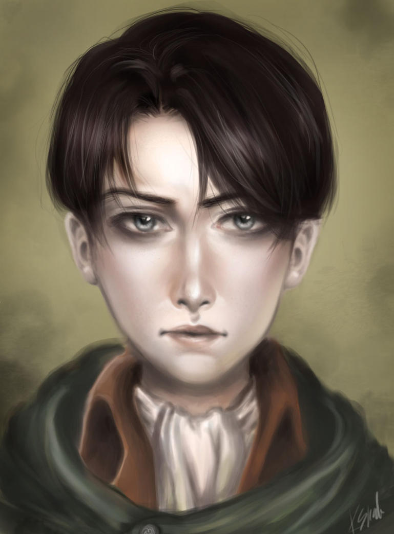 Rivaille by kshah