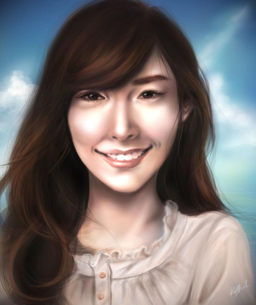 Korean Girl by kshah