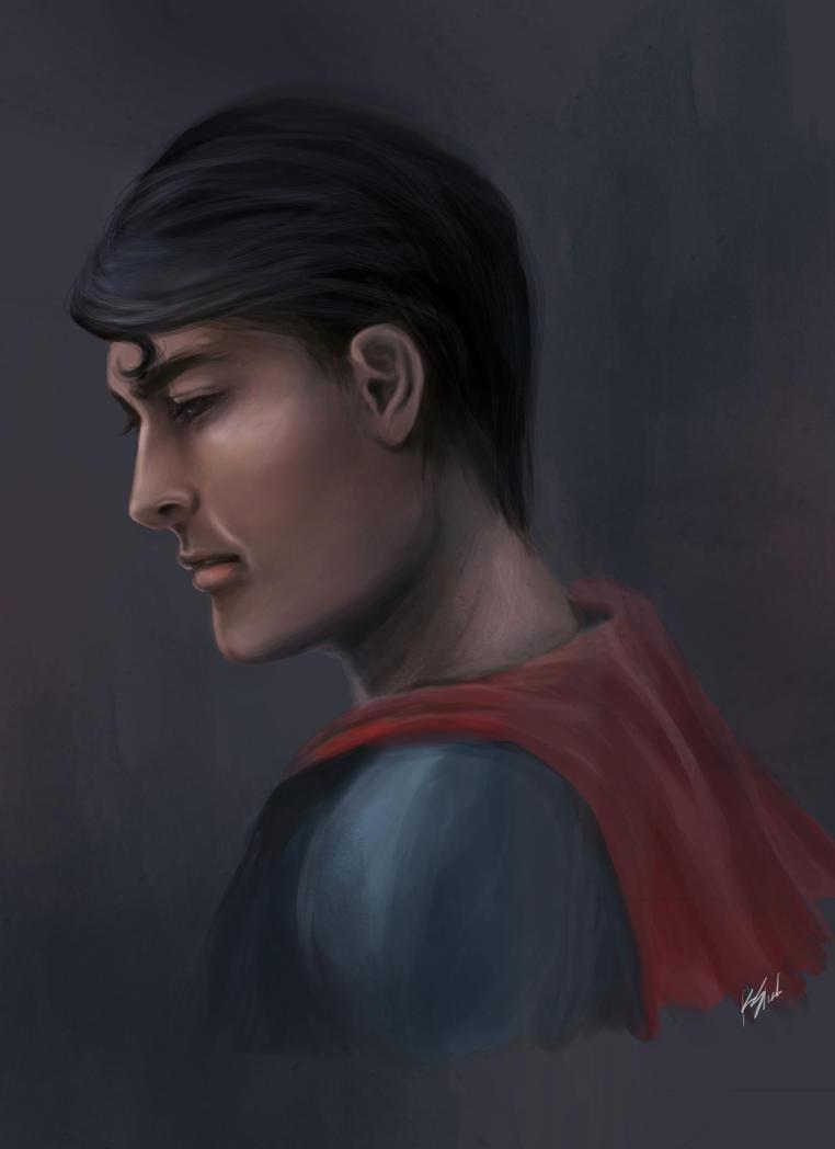 Superman by kshah