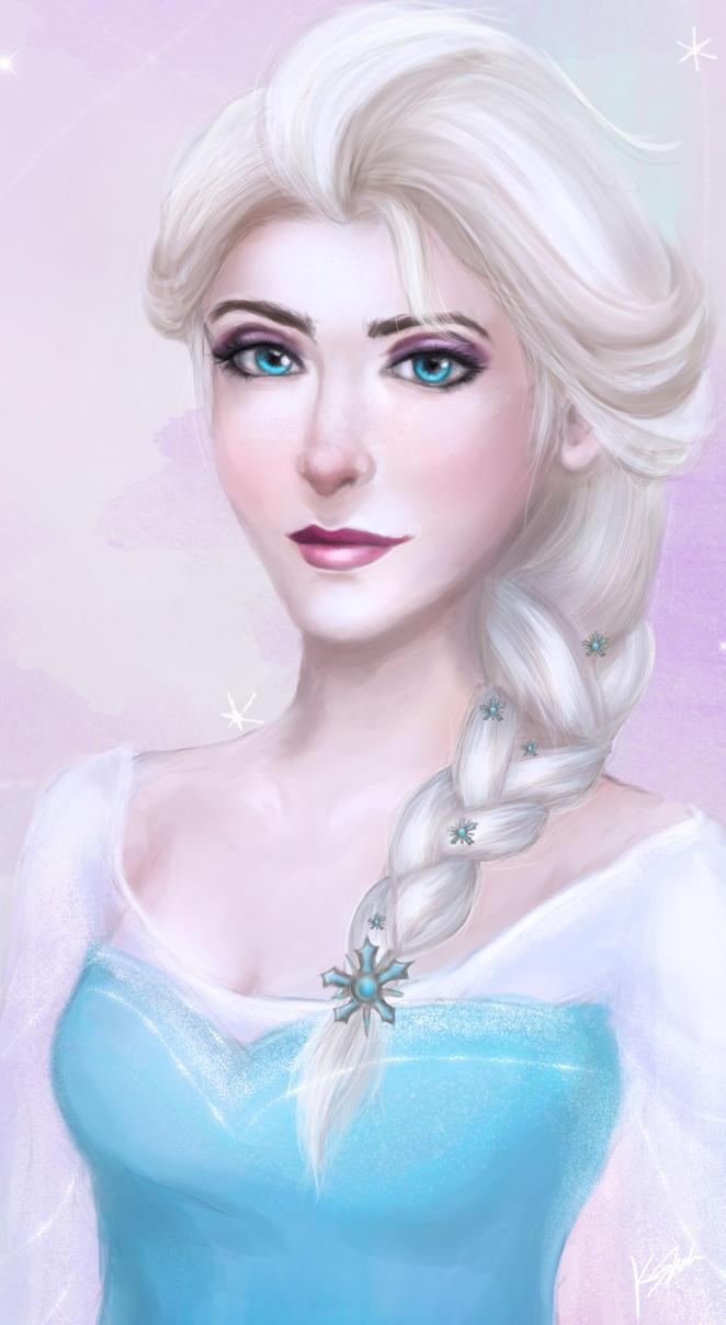 Elsa by kshah
