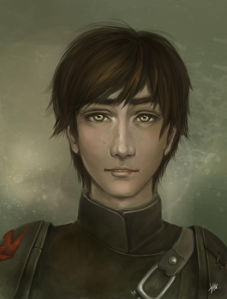 Hiccup by kshah