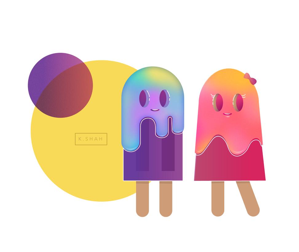 Popsicles by kshah