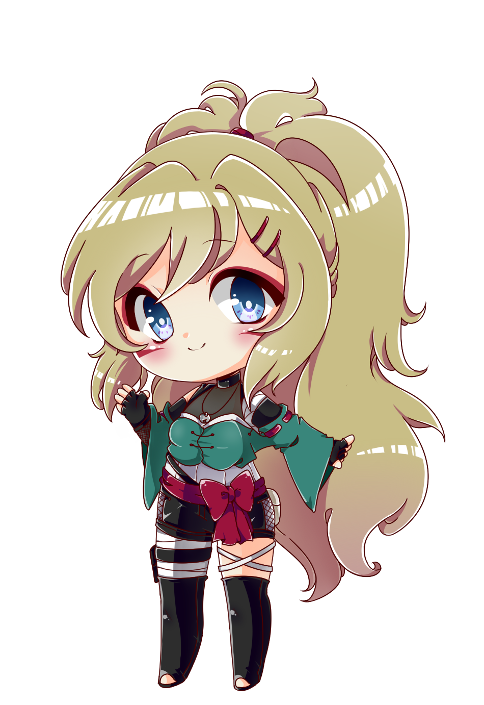 chibi neko by MaiKyunoichi on DeviantArtAnime Chibi Neko Base