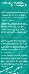 Fakemon Tutorial by blazeknight-94