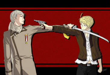 APH: The Showdown by yunichan