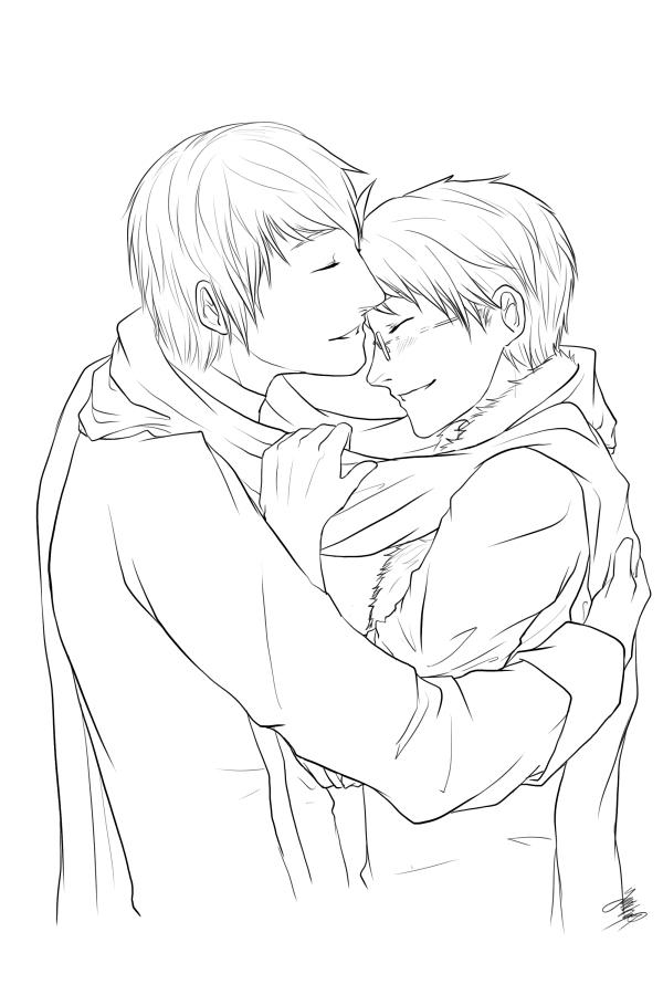 APH Sketch: say it again by yunichan