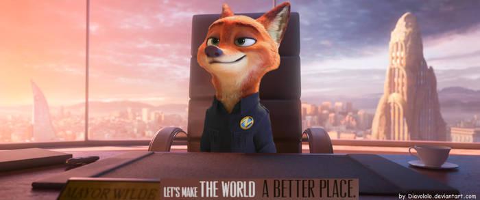 Mayor Wilde