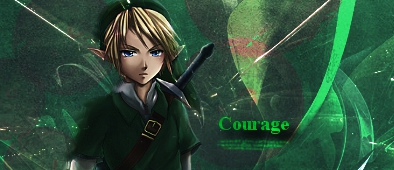 Link 'Courage' by Vianhart
