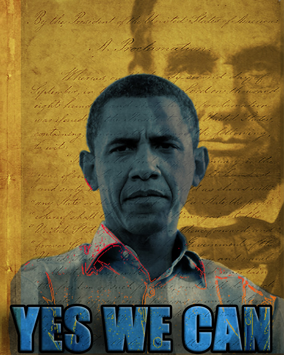 Yes we can by soul deodorant on deviantart for Bett yes we can