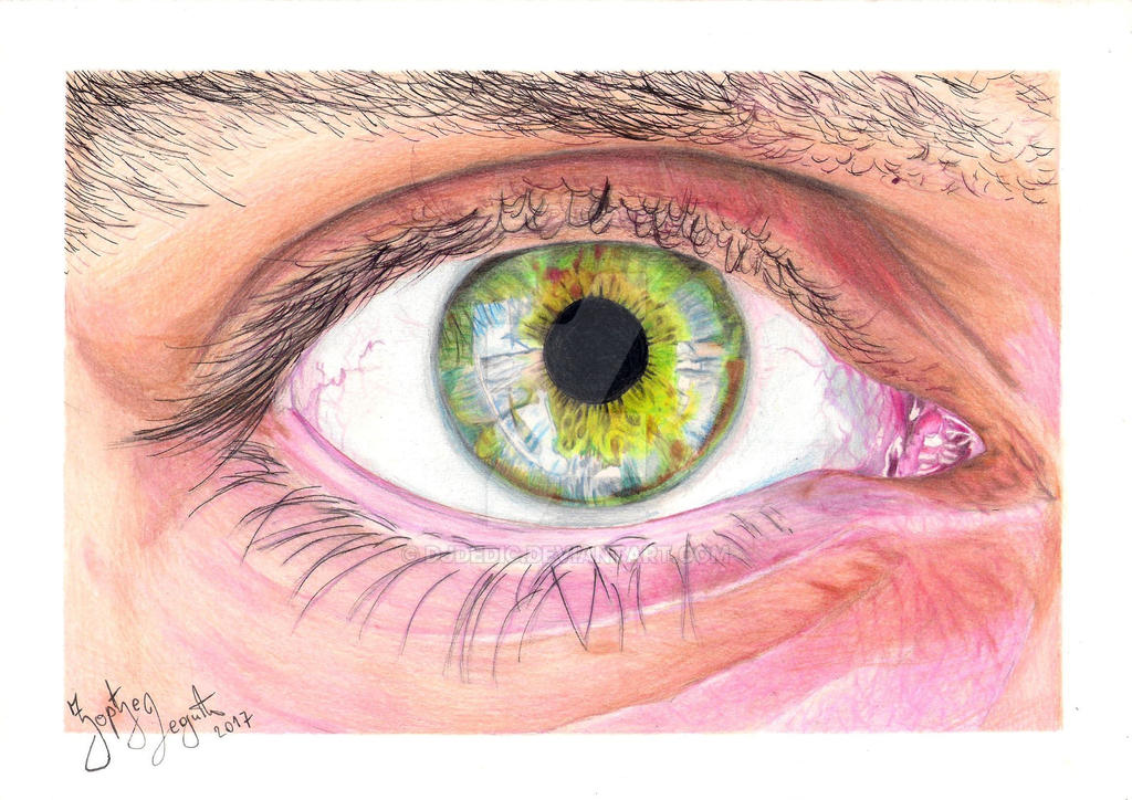 Eye by DJdedic