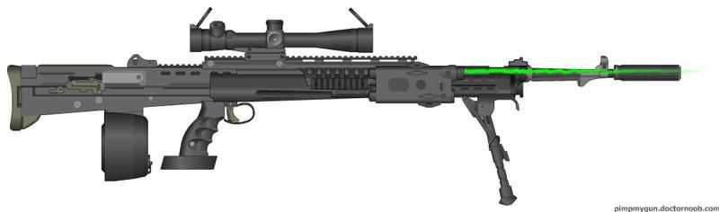my Sniper Rifles