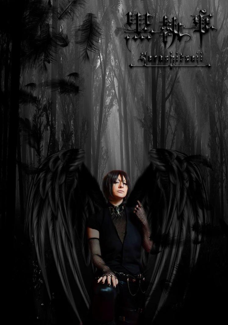 Black Demon by selenevamp