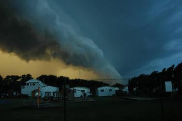 strange weather phenomenon
