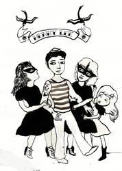 H.L. by teenagewife