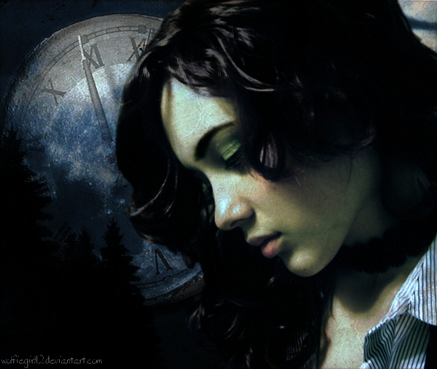Time Stands Still by wolfiegirl12
