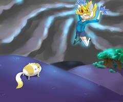 Ice Farmworld fionna by FlyingIguana