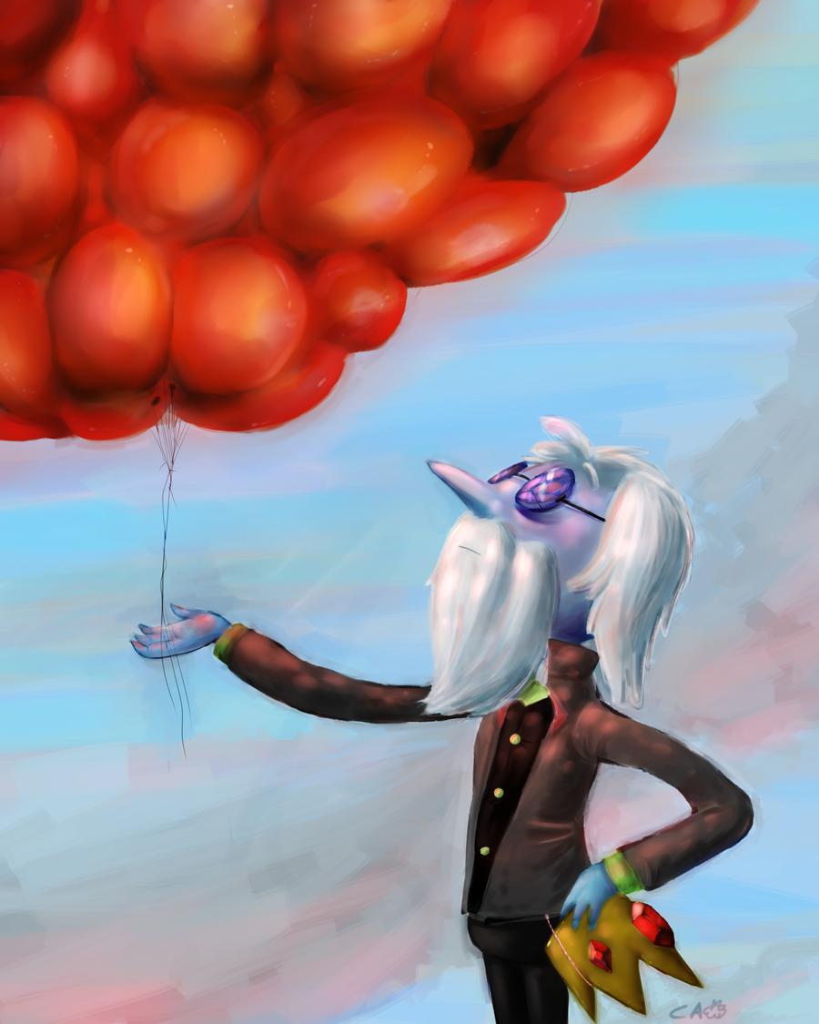 Simon's Balloons by FlyingIguana