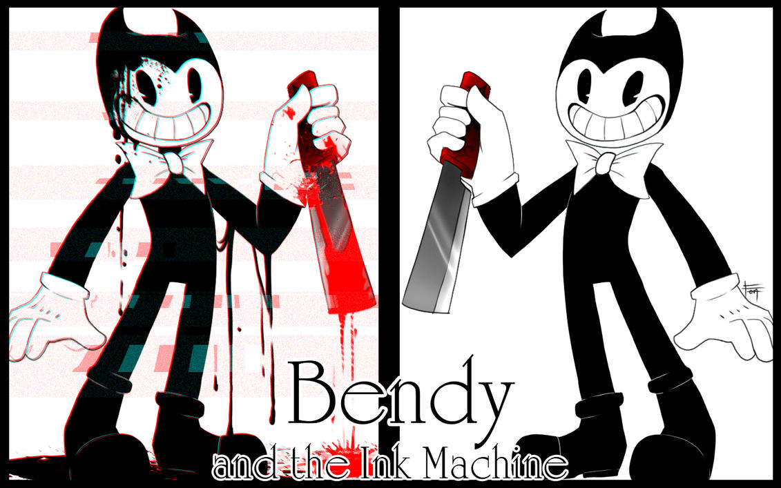 when did bendy and the ink machine come out