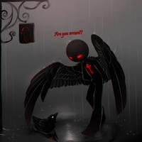 Crow errant by kiruru2592