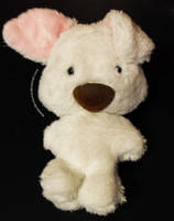 Baby Bolt chibi Plushie by Baskerville-Hound