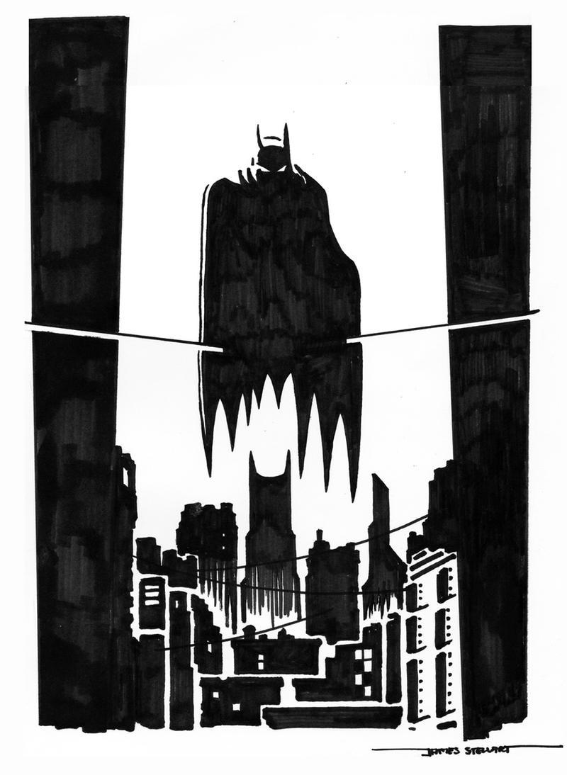 Batman by jstewart93