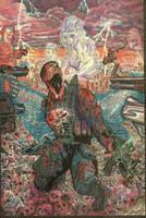 Punisher by DavinThorndell