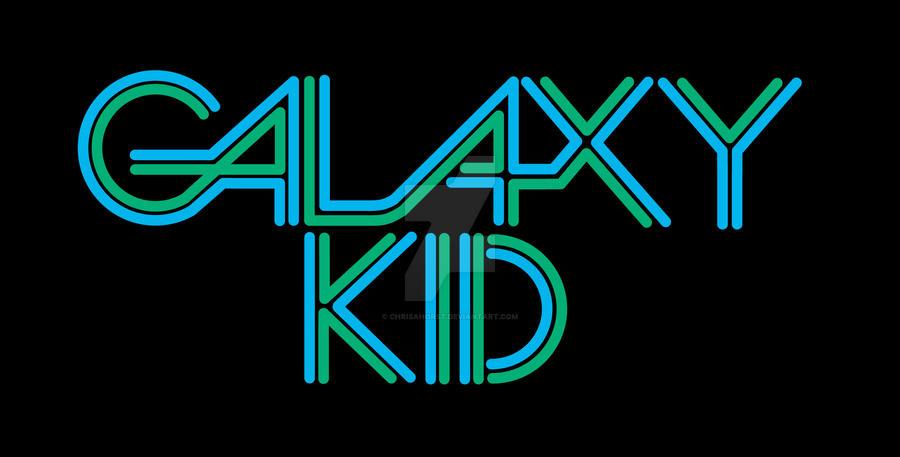 Galaxy Kid by chrisahorst
