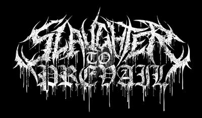 Slaughter to Prevail logo by Chris Horst by chrisahorst