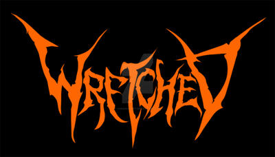 Wretched logo by Chris Horst by chrisahorst