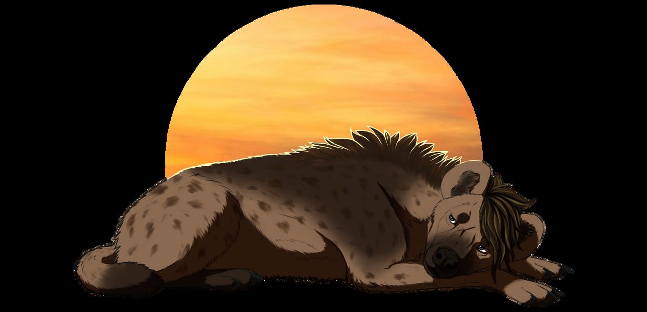 Hyena by AheneJadis