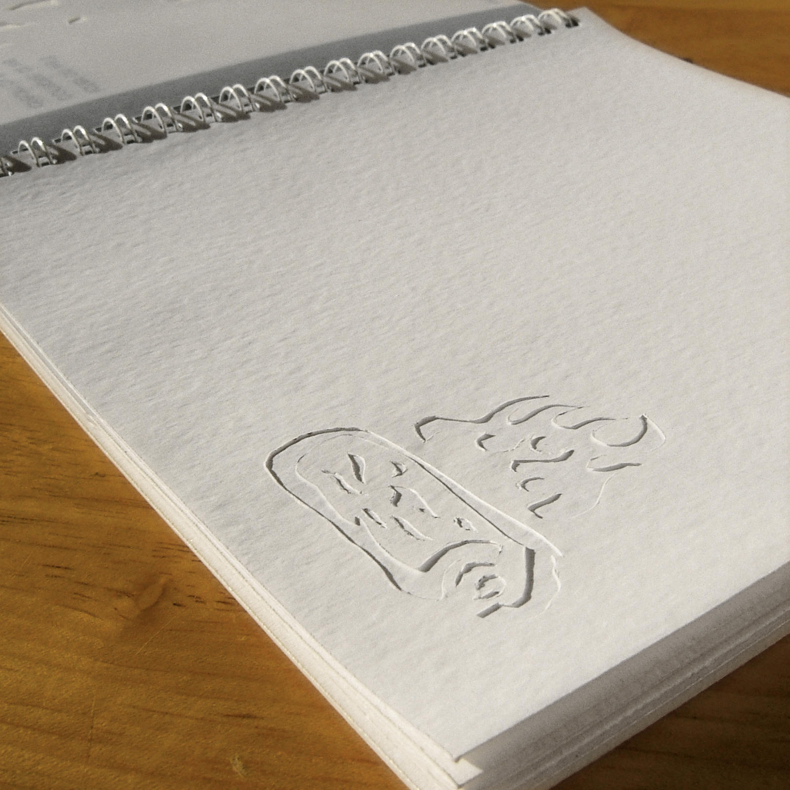 Paper Samples Booklet by Tristan-AtTheEnd on DeviantArt