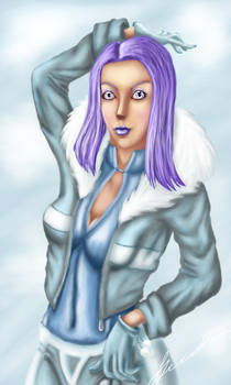 commission: SnowBlaze