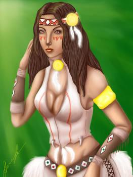 commission: SpiritWolf