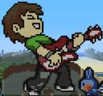 Minecraft Pixel Art: Scott
