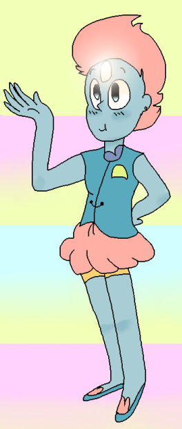 Pearl's Old Design~ by stariitea