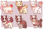 More kitten adopts -CLOSED-