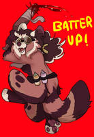 | BATTER UP ! | by stariitea