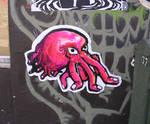 Finger Cephalopod paste-up